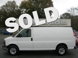 2015 GMC Savana Cargo Van G2500 Richmond, Virginia