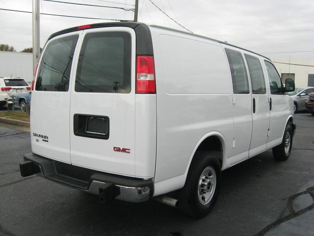 2015 GMC Savana Cargo Van G2500 Richmond, Virginia 5