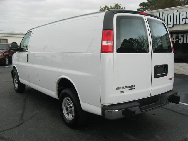 2015 GMC Savana Cargo Van G2500 Richmond, Virginia 7