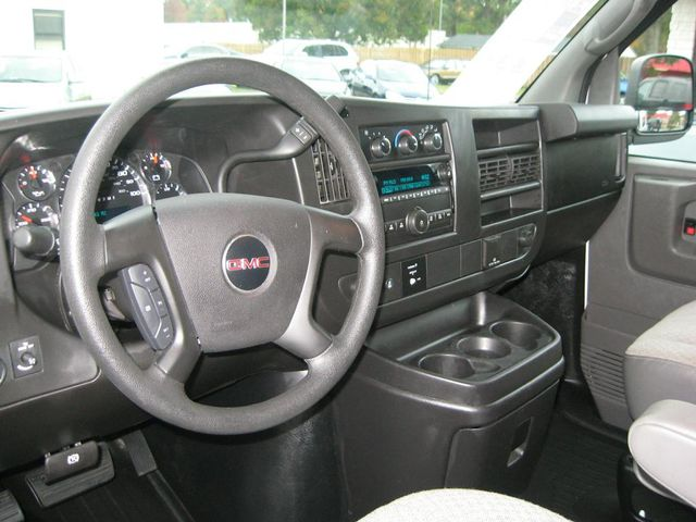 2015 GMC Savana Cargo Van G2500 Richmond, Virginia 9