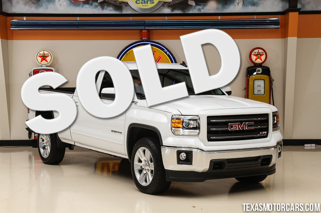 2015 GMC Sierra 1500 SLE 4x4 Financing is available with rates as low as 29 wac Get pre-appro