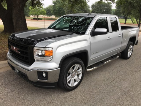 2015 GMC Sierra 1500 SLE in , Texas