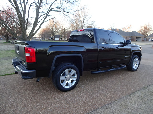 details about 2015 gmc sierra 1500 double cab sle. Black Bedroom Furniture Sets. Home Design Ideas