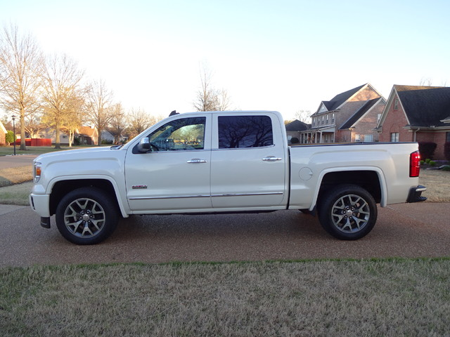2015 gmc sierra 1500 crew cab slt all terrain 4x4 ebay. Black Bedroom Furniture Sets. Home Design Ideas