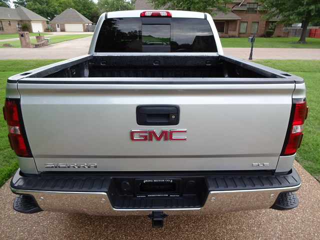 2015 gmc sierra 1500 crew cab sle z71 4x4 ebay. Black Bedroom Furniture Sets. Home Design Ideas