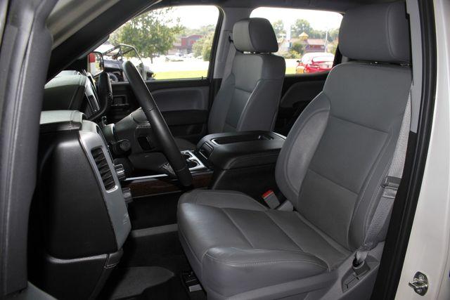 2015 GMC Sierra 1500 SLT Crew Cab 4x4 - NAVIGATION - LEER TONNEAU! Mooresville , NC 7