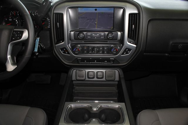 2015 GMC Sierra 1500 SLT Crew Cab 4x4 - NAVIGATION - LEER TONNEAU! Mooresville , NC 9