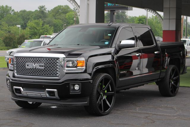 2015 GMC Sierra 1500 Denali Crew Cab RWD - SUPERCHARGED - $20K EXTRA$! Mooresville , NC 26