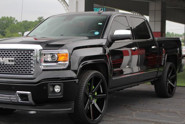 2015 GMC Sierra 1500 Denali Crew Cab RWD - SUPERCHARGED - $20K EXTRA$! Mooresville , NC 28