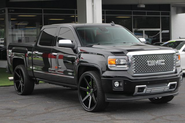 2015 GMC Sierra 1500 Denali Crew Cab RWD - SUPERCHARGED - $20K EXTRA$! Mooresville , NC 25