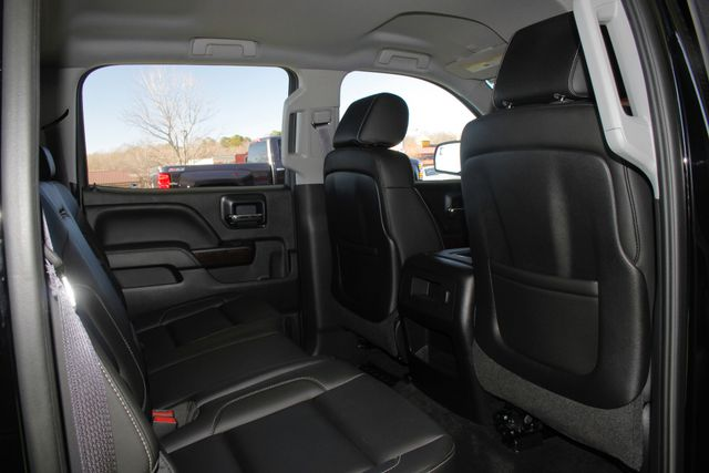 2015 GMC Sierra 1500 SLT Crew Cab 4x4 Z71 - NAVIGATION Mooresville , NC 35