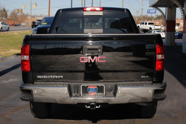2015 GMC Sierra 1500 SLT Crew Cab 4x4 Z71 - NAVIGATION Mooresville , NC 16