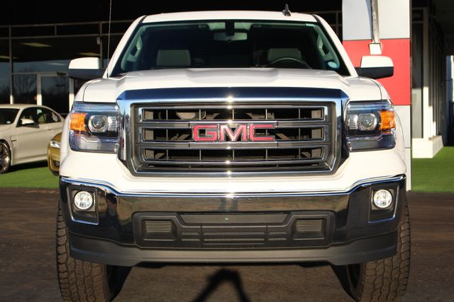 "2015 GMC Sierra 1500 SLE Double Cab RWD - LIFTED - 20"" Wheels! Mooresville , NC 15"