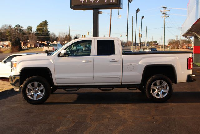 "2015 GMC Sierra 1500 SLE Double Cab RWD - LIFTED - 20"" Wheels! Mooresville , NC 14"