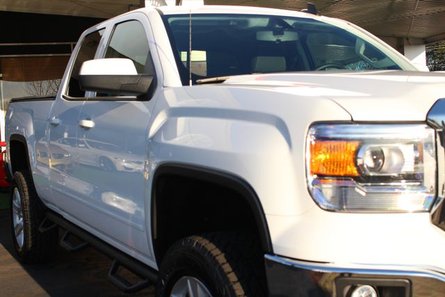 "2015 GMC Sierra 1500 SLE Double Cab RWD - LIFTED - 20"" Wheels! Mooresville , NC 25"