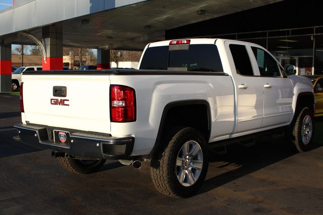 "2015 GMC Sierra 1500 SLE Double Cab RWD - LIFTED - 20"" Wheels! Mooresville , NC 23"