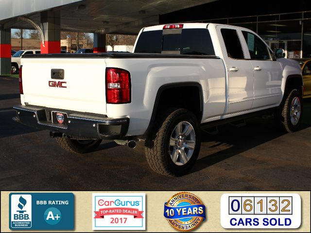 "2015 GMC Sierra 1500 SLE Double Cab RWD - LIFTED - 20"" Wheels! Mooresville , NC 2"
