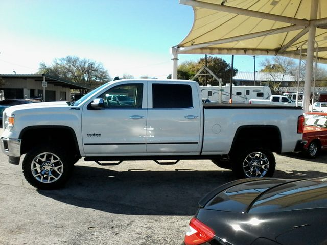 2015 GMC Sierra 1500 SLT San Antonio, Texas 4