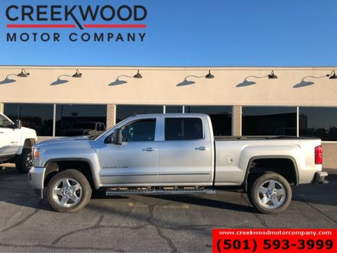 2015 GMC Sierra 2500HD Denali 4x4 Diesel Nav Sunroof Chrome 20s 1 Owner in Searcy, AR