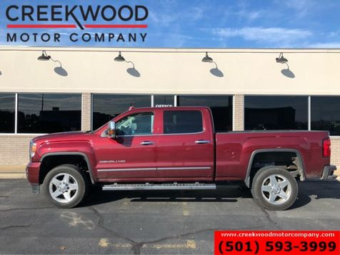 2015 GMC Sierra 2500HD Denali 4x4 Z71 Diesel Nav Chrome 20s New 35