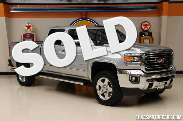 2015 GMC Sierra 2500HD available SLT This 2015 GMC Sierra 2500HD is in great shape with only 83 4