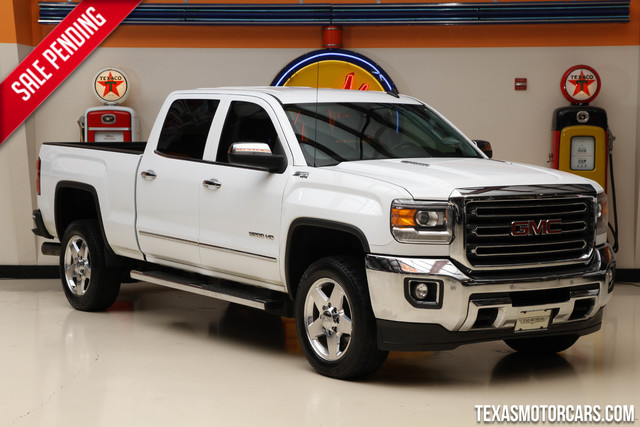 2015 GMC Sierra 2500HD available SLT This 2015 GMC Siera 2500HD SLT is in great shape with only 16