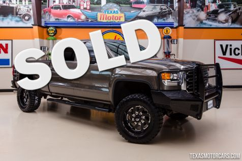 2015 GMC Sierra 2500HD available WiFi SLE 4X4 in Addison