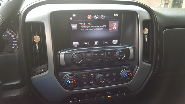 2015 GMC Sierra 2500HD available WiFi SLE Arlington, Texas 16