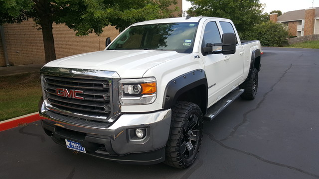 2015 GMC Sierra 2500HD available WiFi SLE Arlington, Texas 11