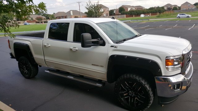 2015 GMC Sierra 2500HD available WiFi SLE Arlington, Texas 14