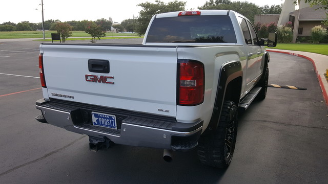 2015 GMC Sierra 2500HD available WiFi SLE Arlington, Texas 10