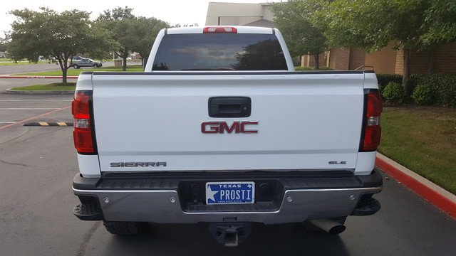 2015 GMC Sierra 2500HD available WiFi SLE Arlington, Texas 12