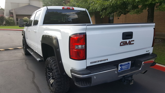 2015 GMC Sierra 2500HD available WiFi SLE Arlington, Texas 13