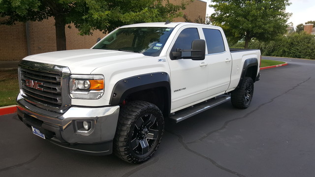 2015 GMC Sierra 2500HD available WiFi SLE Arlington, Texas 6