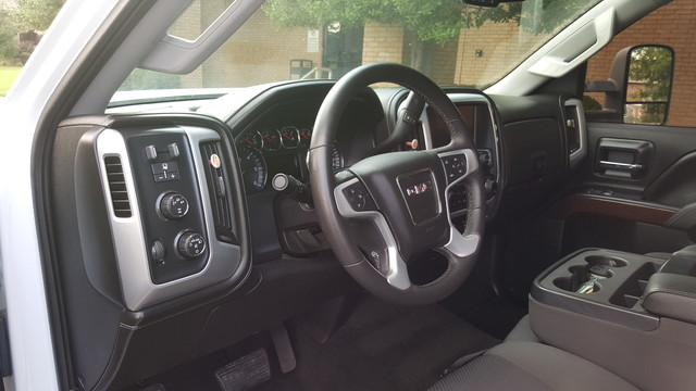 2015 GMC Sierra 2500HD available WiFi SLE Arlington, Texas 18