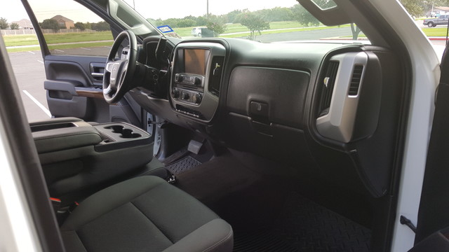 2015 GMC Sierra 2500HD available WiFi SLE Arlington, Texas 42