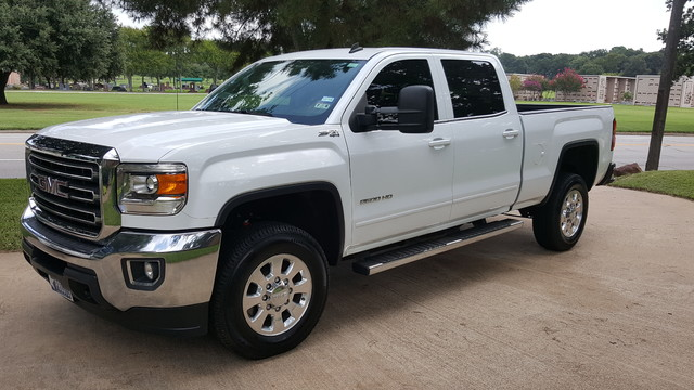 2015 GMC Sierra 2500HD available WiFi SLE Arlington, Texas 3