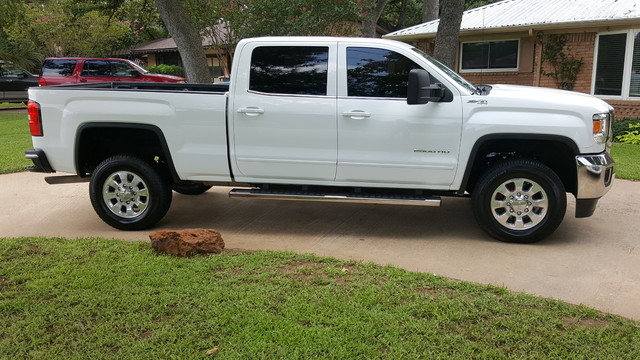 2015 GMC Sierra 2500HD available WiFi SLE Arlington, Texas 5