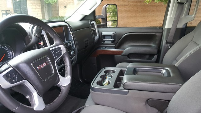 2015 GMC Sierra 2500HD available WiFi SLE Arlington, Texas 21