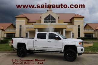 2015 Gmc 2500 Hd Crew Cab Denali 4wd Duramax Diesel NAVI ROOF DRIVER ALERT LOADED LIFTED FLARES DVD 35S ON 20S ONE OWNER CARFAX READY TO GEAUX | Baton Rouge , Louisiana | Saia Auto Consultants LLC-[ 2 ]