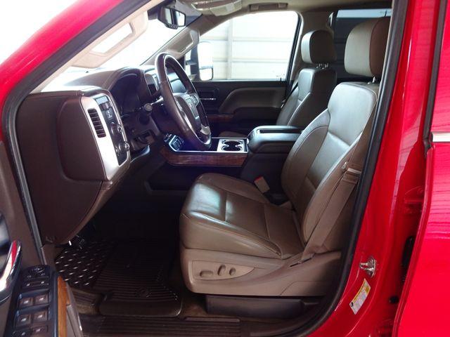 2015 GMC Sierra 2500HD SLT Duramax 6.6L Corpus Christi, Texas 26