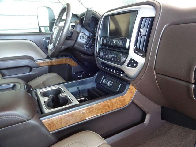 2015 GMC Sierra 2500HD SLT Duramax 6.6L Corpus Christi, Texas 44