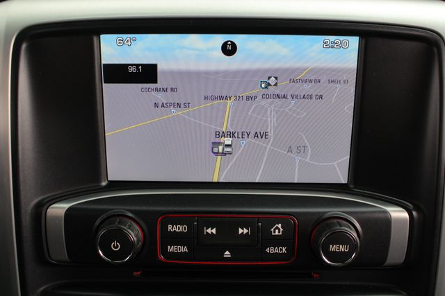 2015 GMC Sierra 2500HD available WiFi SLT Crew Cab 4x4 Z71 - DURAMAX PLUS - NAV Mooresville , NC 4