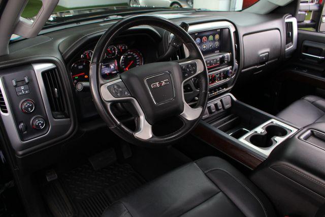2015 GMC Sierra 2500HD available WiFi SLT Crew Cab 4x4 Z71 - DURAMAX PLUS - NAV Mooresville , NC 29