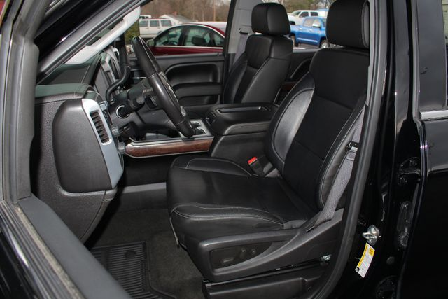 2015 GMC Sierra 2500HD available WiFi SLT Crew Cab 4x4 Z71 - DURAMAX PLUS - NAV Mooresville , NC 7