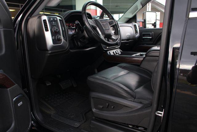 2015 GMC Sierra 2500HD available WiFi SLT Crew Cab 4x4 Z71 - DURAMAX PLUS - NAV Mooresville , NC 27