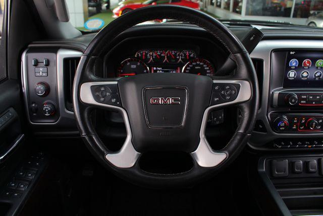 2015 GMC Sierra 2500HD available WiFi SLT Crew Cab 4x4 Z71 - DURAMAX PLUS - NAV Mooresville , NC 5