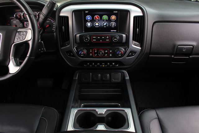 2015 GMC Sierra 2500HD available WiFi SLT Crew Cab 4x4 Z71 - DURAMAX PLUS - NAV Mooresville , NC 9