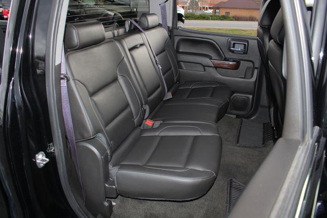 2015 GMC Sierra 2500HD available WiFi SLT Crew Cab 4x4 Z71 - DURAMAX PLUS - NAV Mooresville , NC 11