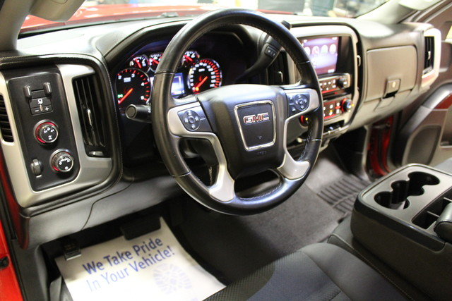 2015 GMC Sierra 2500HD diesel SLE Roscoe, Illinois 15
